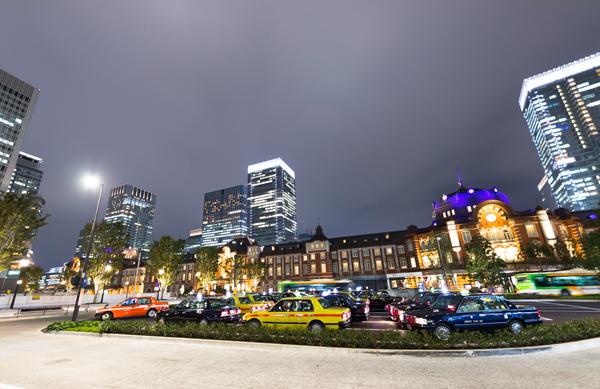 青森のタクシーのイメージ