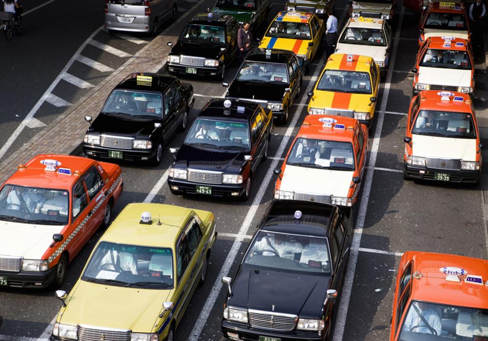 青森のタクシー会社のイメージ