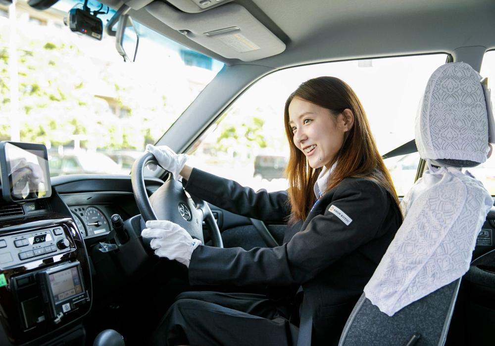 青森のタクシー求人のイメージ