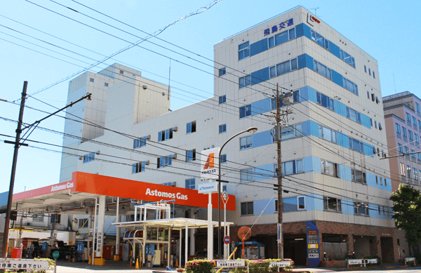 飛鳥交通株式会社(品川営業所)